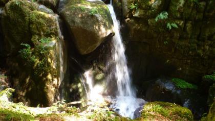 Großer Höllbach-Wasserfall