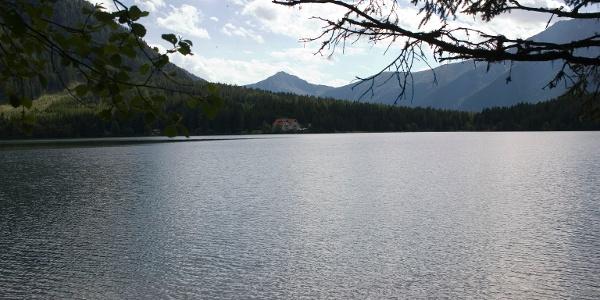 Start am Antholzer See
