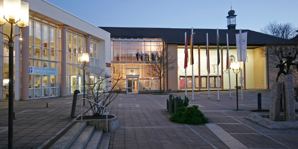 Das Kurhaus in Freudenstadt mit Kongresszentrum
