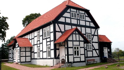 Fachwerkkirche Eggesin (1)