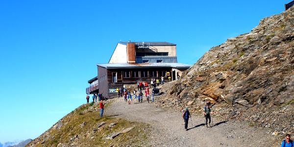 Bergstation 2641m