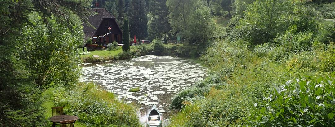 Morgental (Seewald) Mühlteich