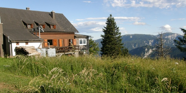 Waldfreundehütte Obersberg (Copyright: Waldfreundehütte Obersberg, Foto Roman Reichel)