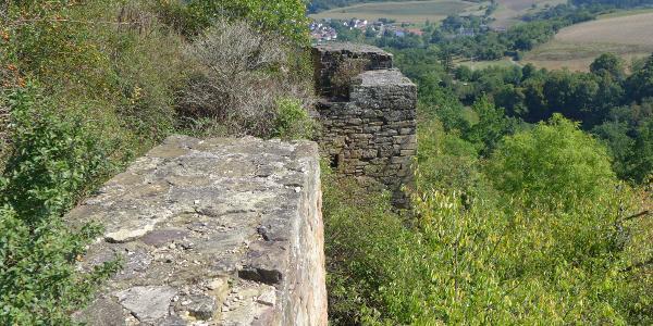 Ruine Randegg Mannweiler-Cöön