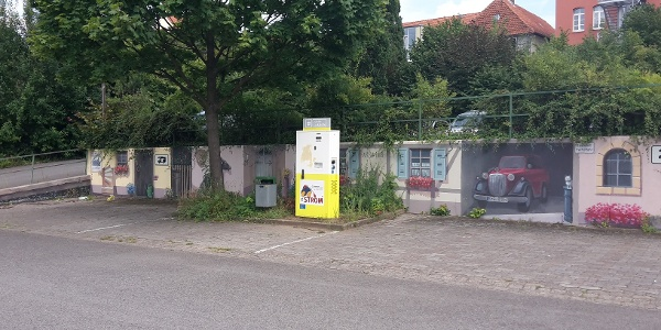 Reisemobilstellplatz Obernkirchen