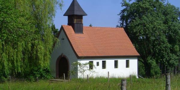Die Josefskapelle bei Priorberg