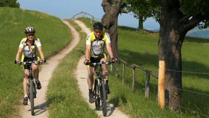 2 Mountainbiker