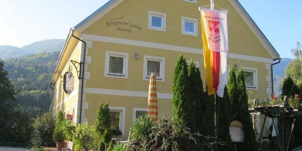 Rosenpension Matschnig in Rosenbach