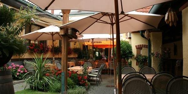 Restaurant Schütz Hofansicht