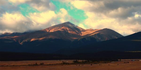 Mount Elbert 4401m