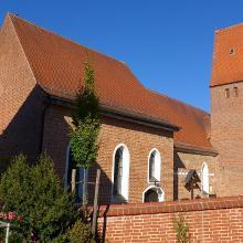 Filialkirche St. Ägidius in Unterzeitlarn, neu renoviert