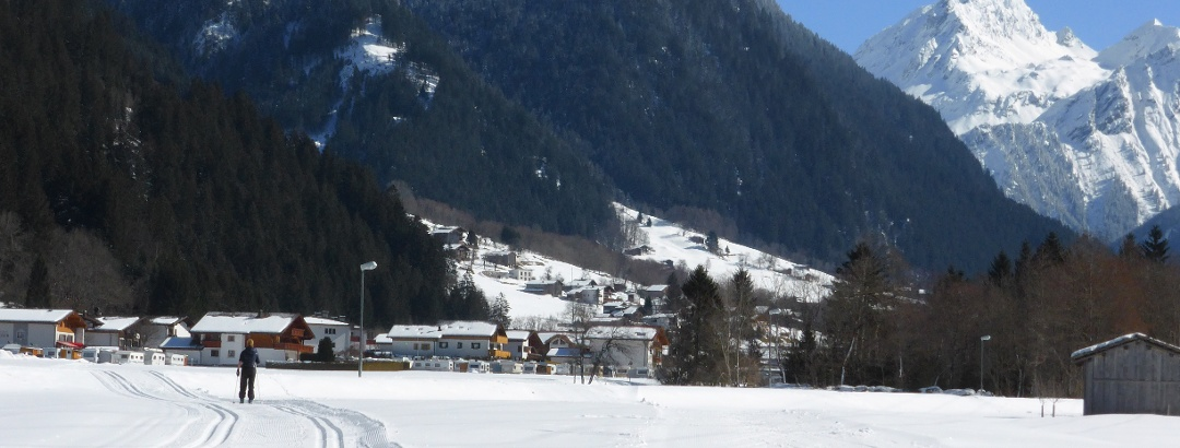 Langlaufen in Gortipohl