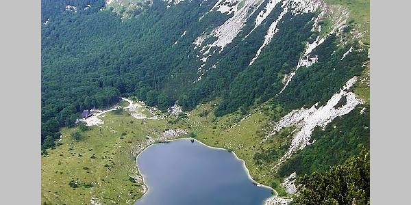 Šatorsko Lake