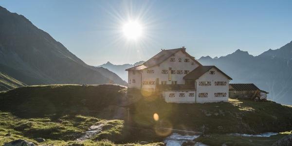 Die neue Regensburger Hütte