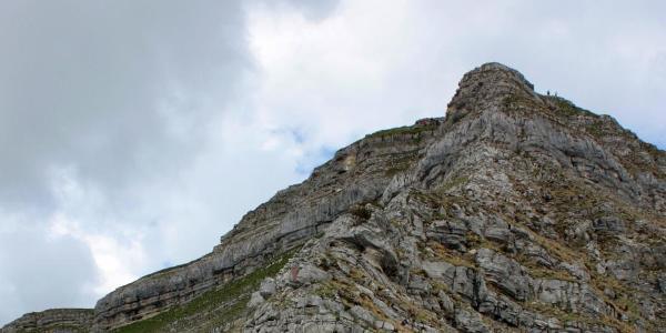 Schafreuter via south-east ridge