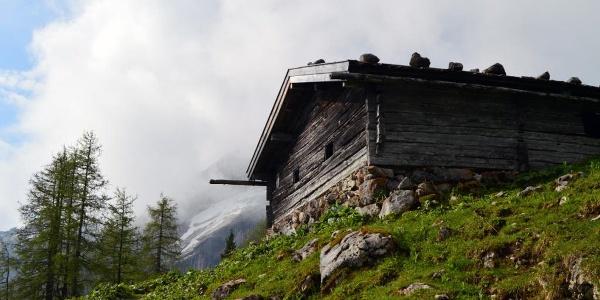 Falzalm    Wanderung zum Watzmannhaus