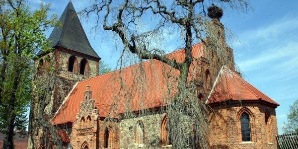 Kirche Schorbus