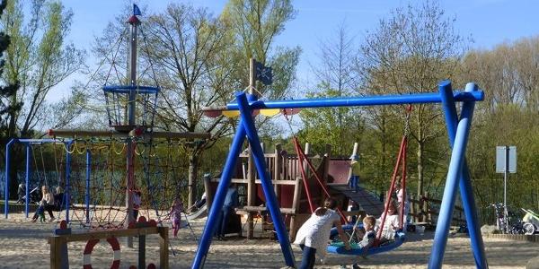 Spielplatz am Padersee