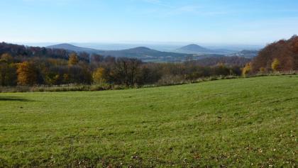 Blick ins Waldecksche Upland