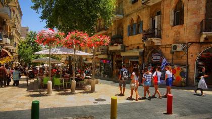 Lebendiges Jerusalem