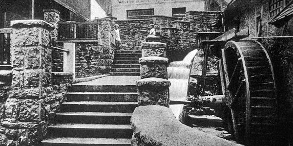Mühlenpforte um 1910