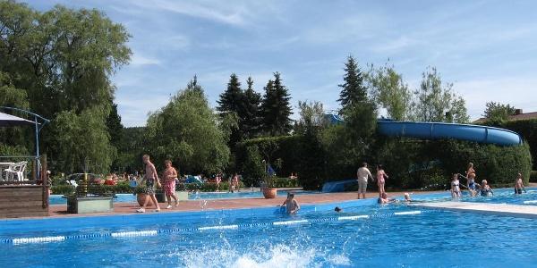 Sommerbad Langenwetzendorf (Quelle: Landratsamt Greiz)