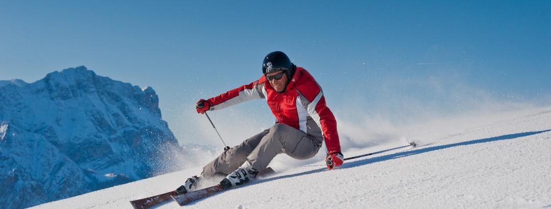 Skifahren in der Ferienregion Kronplatz