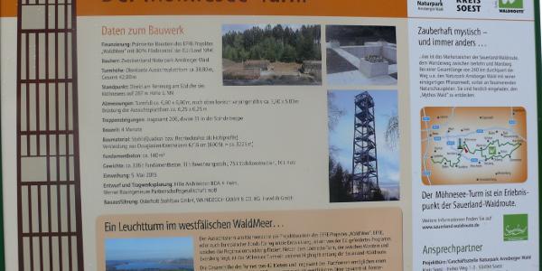 Info am Möhneseeturm