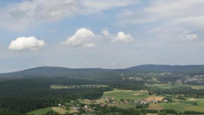Ochsenkopf und Schneeberg