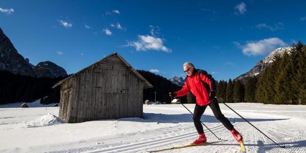 Sciare immersi nella natura e nella tradizione
