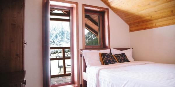 Double Room, top floor