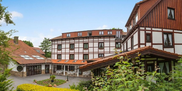 Landhotel Der Schwallenhof: Außenansicht 2