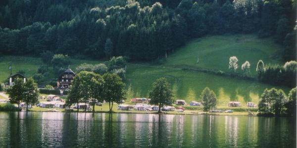 Afritzer See - Ausgangspunkt