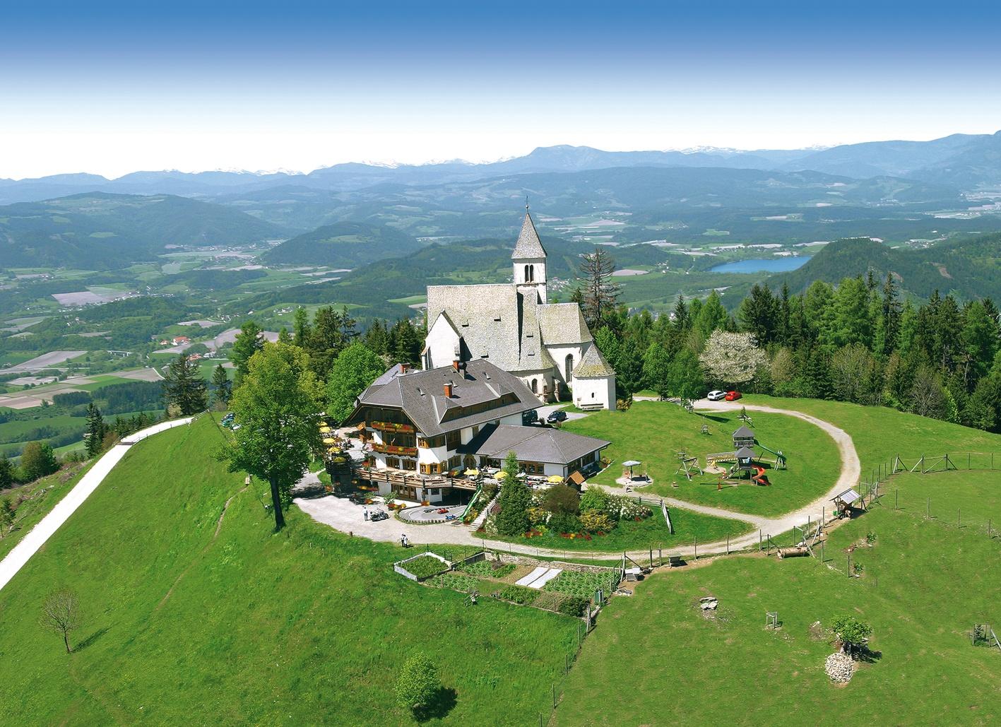 Feiern - Gipfelhaus Magdalensberg