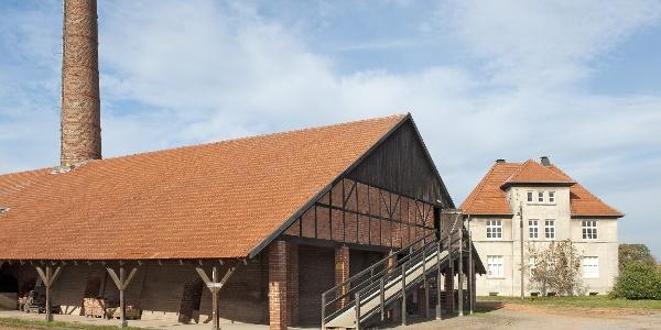 LWL-Industriemuseum Lage: Außenansicht