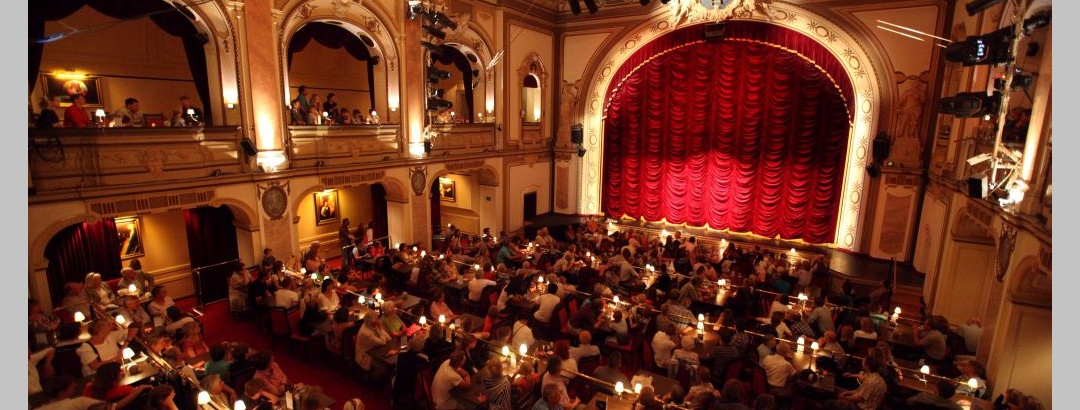 GOP: Theatersaal