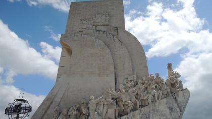 Entdecker-Monument in Lissabon