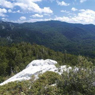 Velika Javornica s Razbijenog vrha