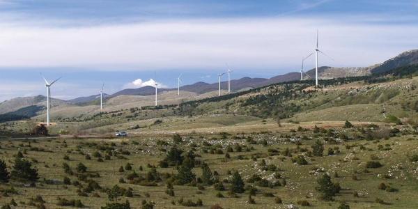 Senjska vjetroelektrana