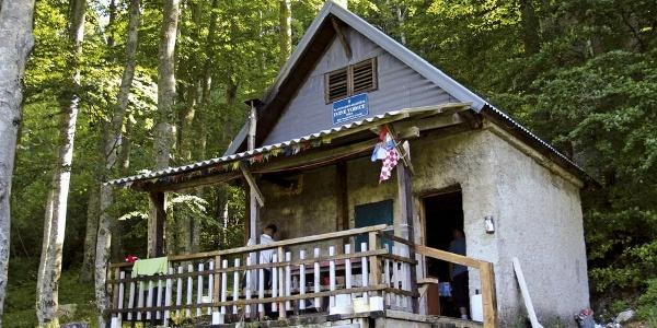 Planinarsko sklonište Ivine vodice
