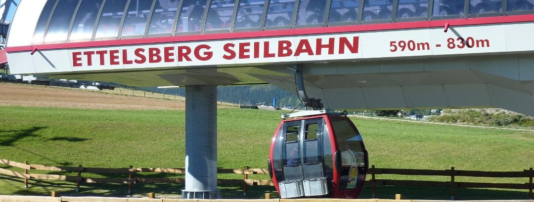 Talstation der Ettelsbergbahn