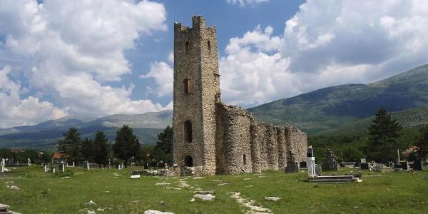 Crkva svetog Spasa u Cetini