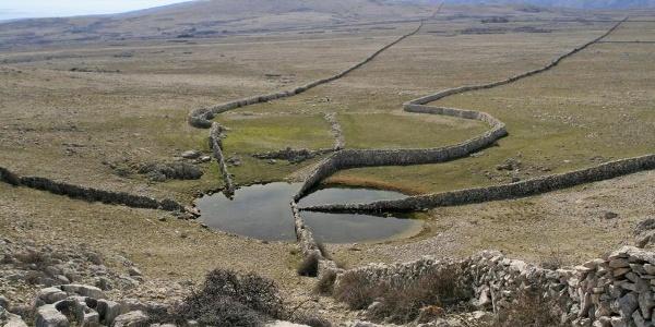 Jezero pod Diviškom