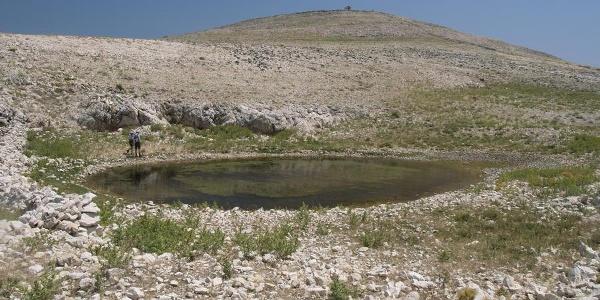 Jezerce pod Svetim Vidom