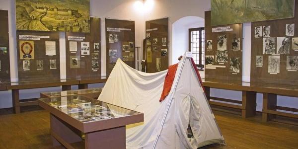 Alpinistička zbirka u ogulinskom Zavičajnom muzeju