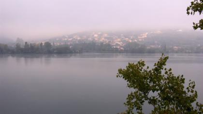 St-Alban-du-Rhône: Ufer der Rhône
