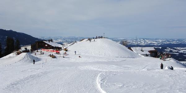 Bergstation und Hörnlehütte