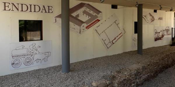 Endidae, römische Straßenstation in Neumarkt