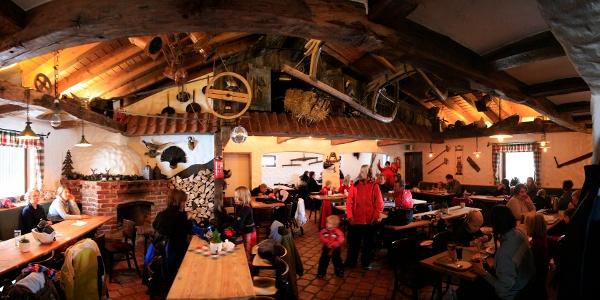 Kaminzimmer Köhlerhütte