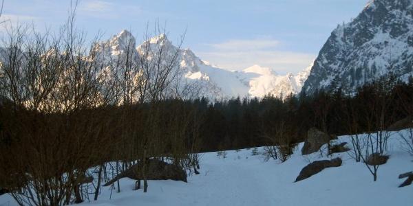 Wimbachgries | Skitour Hundstodreibn